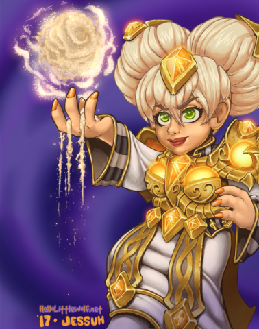 Heroes of the Storm Chromie