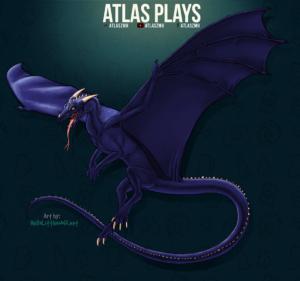 The AtlasPlays Dragon